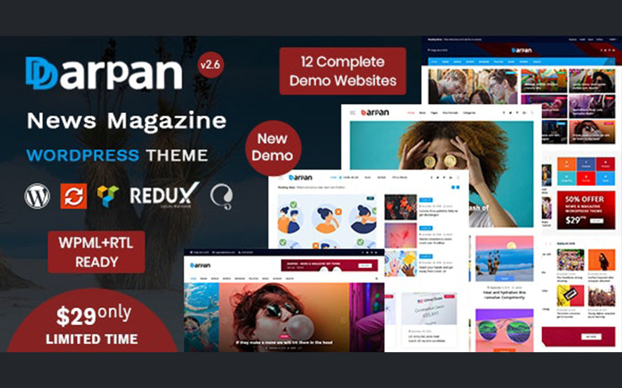 Darpan Theme Download