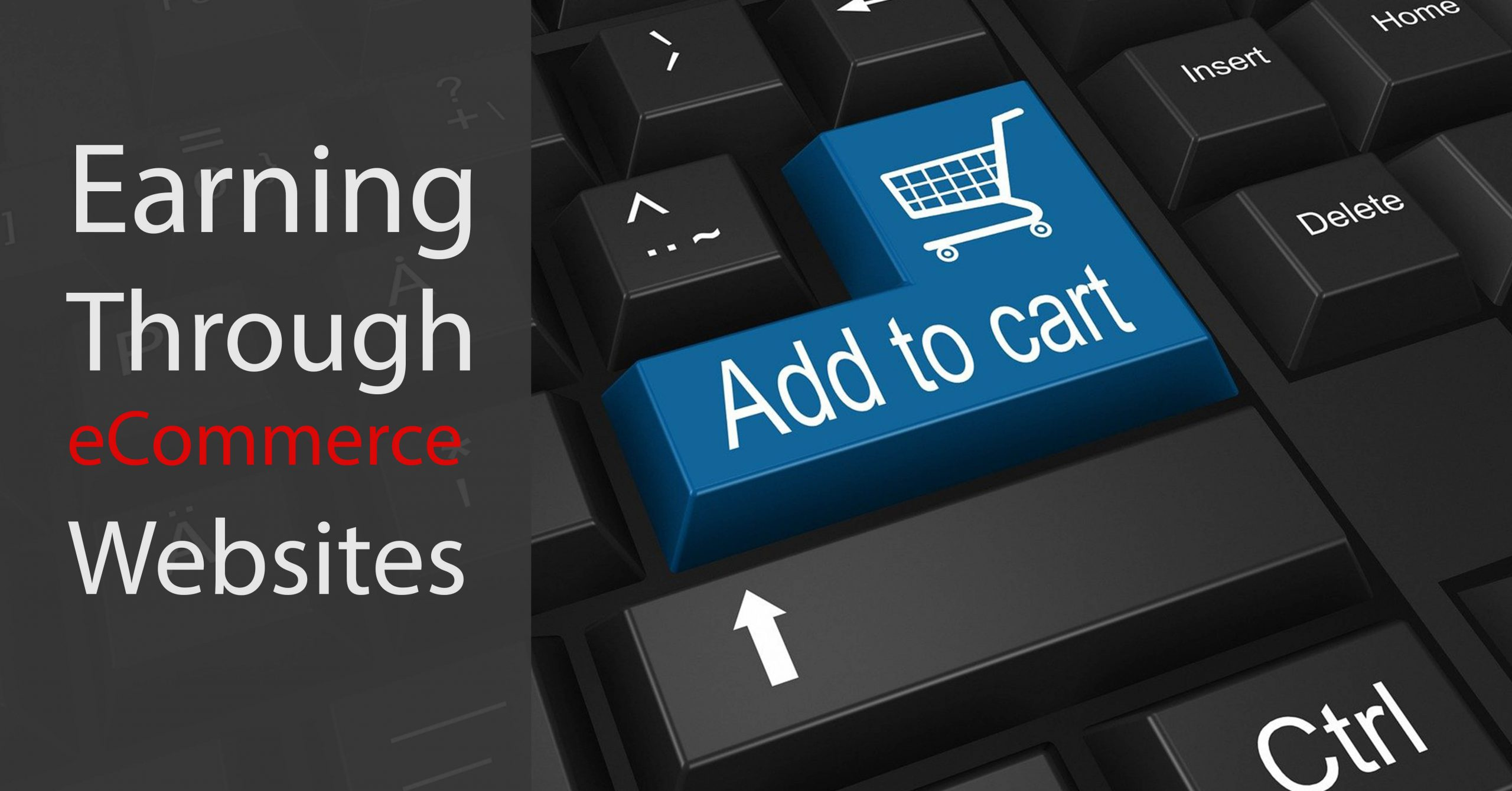 How to do earning through eCommerce websites